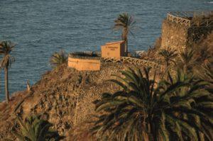 San Fernando's fortress