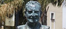 Büste von Dr. Antonio González González