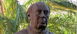 Bust of Rev. José Siverio Pérez