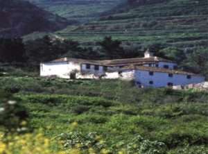 La Hacienda de La Pared