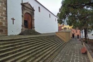 La escalinata de piedra más antigua de Tenerife