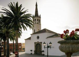 Primer templo cristiano de Tenerife