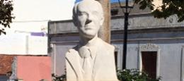 Bust of Agustín Espinosa García